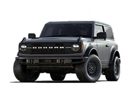 Ford Bronco - Ford Model Research